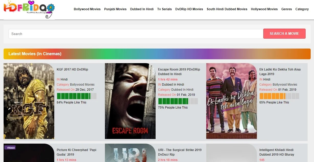 Best site to watch bollywood movies free online