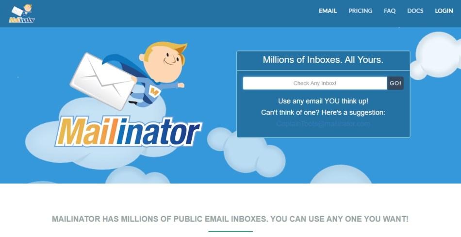 Mailinator