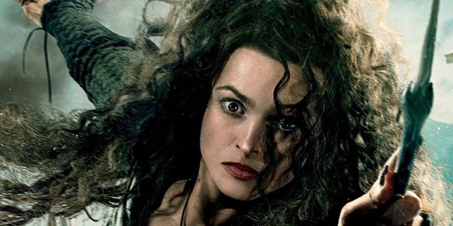 Belletrix Lestrange, Harry Potter