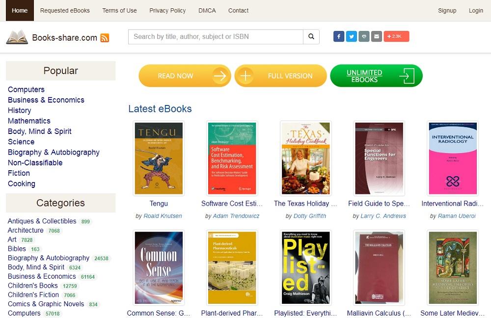 Books-share