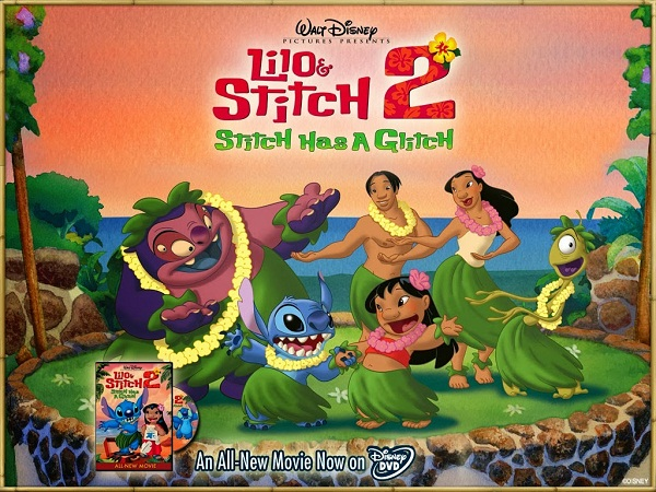 Lilo and Stitch- Stitch Has a Glitch