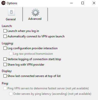 12vpn-client-settings