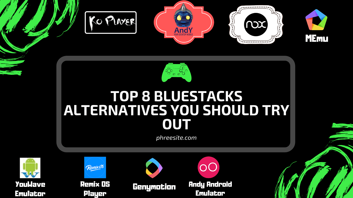 Bluestacks Alternative: 10 Best Android Emulators to Run Android on PC