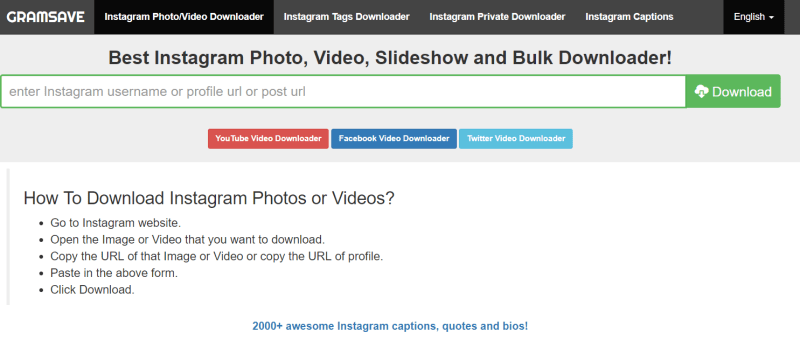10 Free Instagram Video Downloaders For Android & IOS & URL