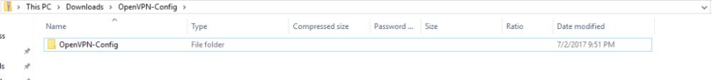 openvpn-zipped-configuration-files