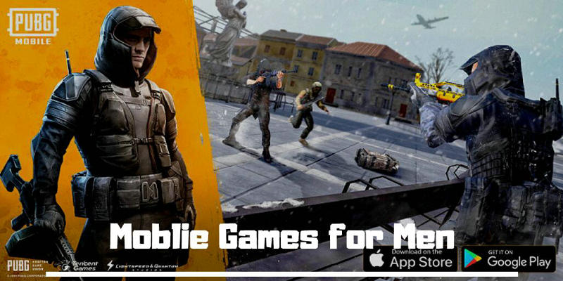 Moblie Games for Men