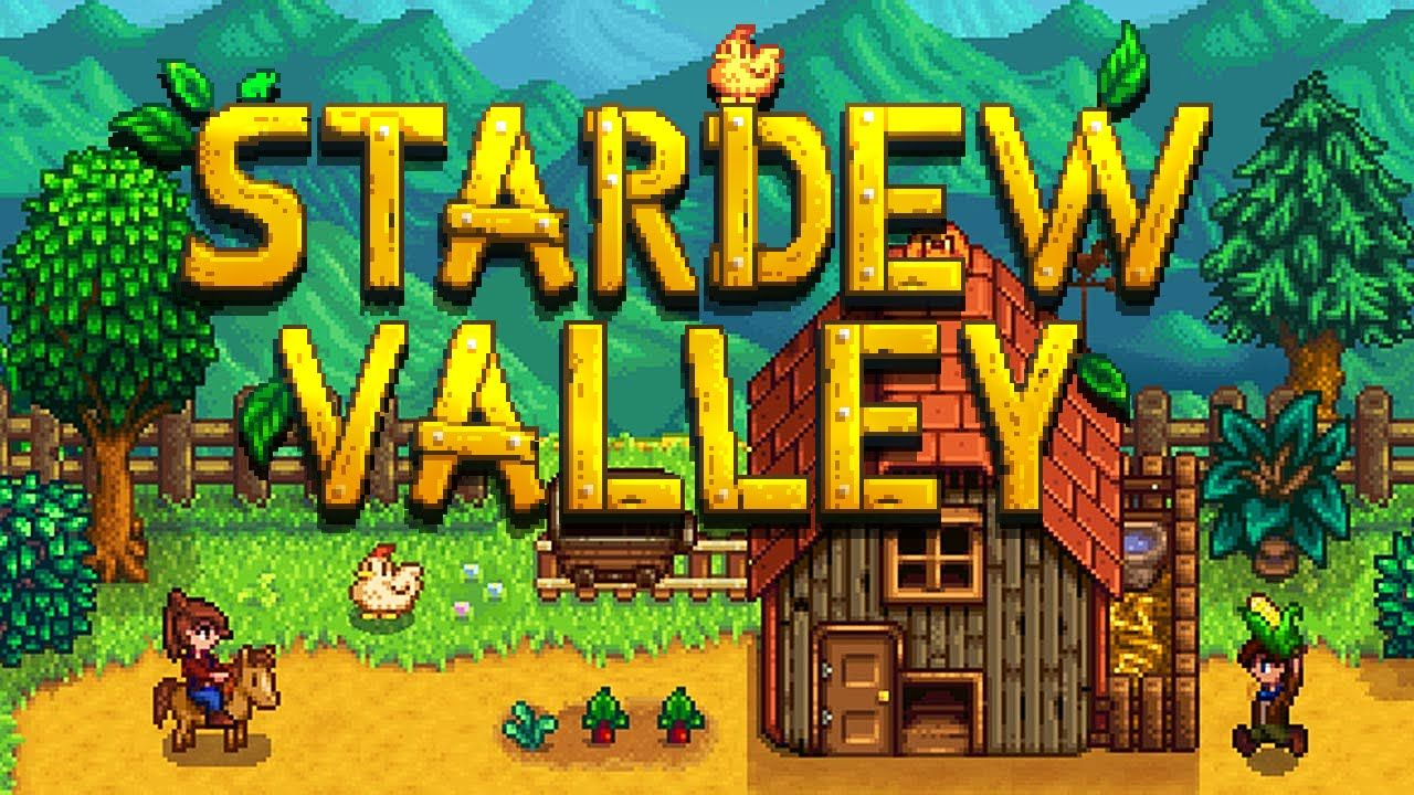 Similar games to Stardew Valley