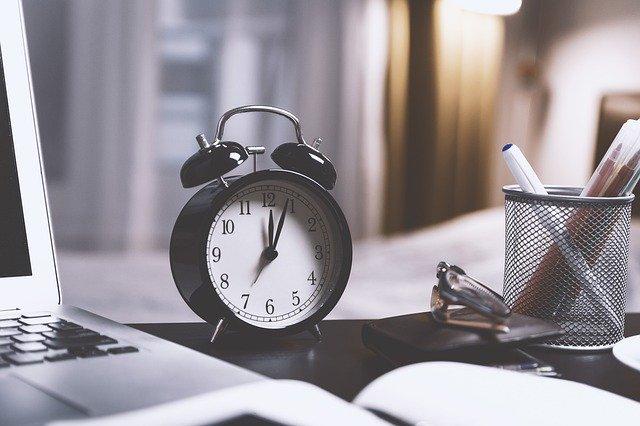 Planificar el tiempo