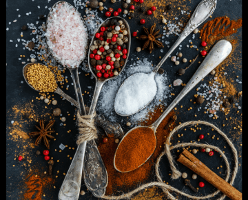 Mood-Boosting Spices to Beat the Blues