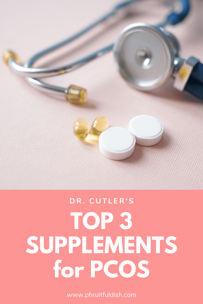 Top 3 Supplements for PCOS
