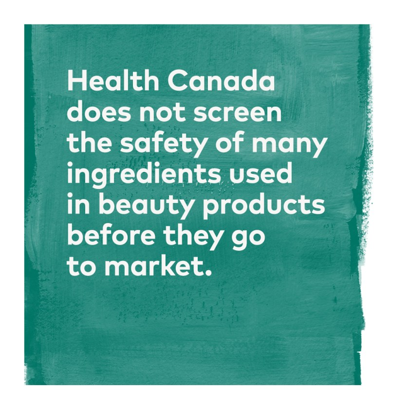 Cosmetics and Skincare are Harmful for Our Health