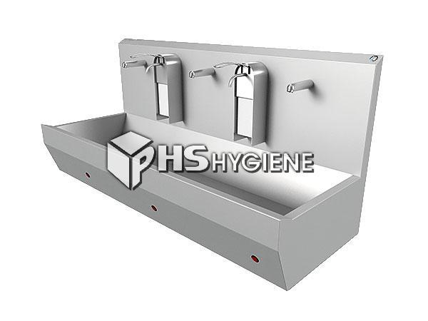 industrial wash basins commercial