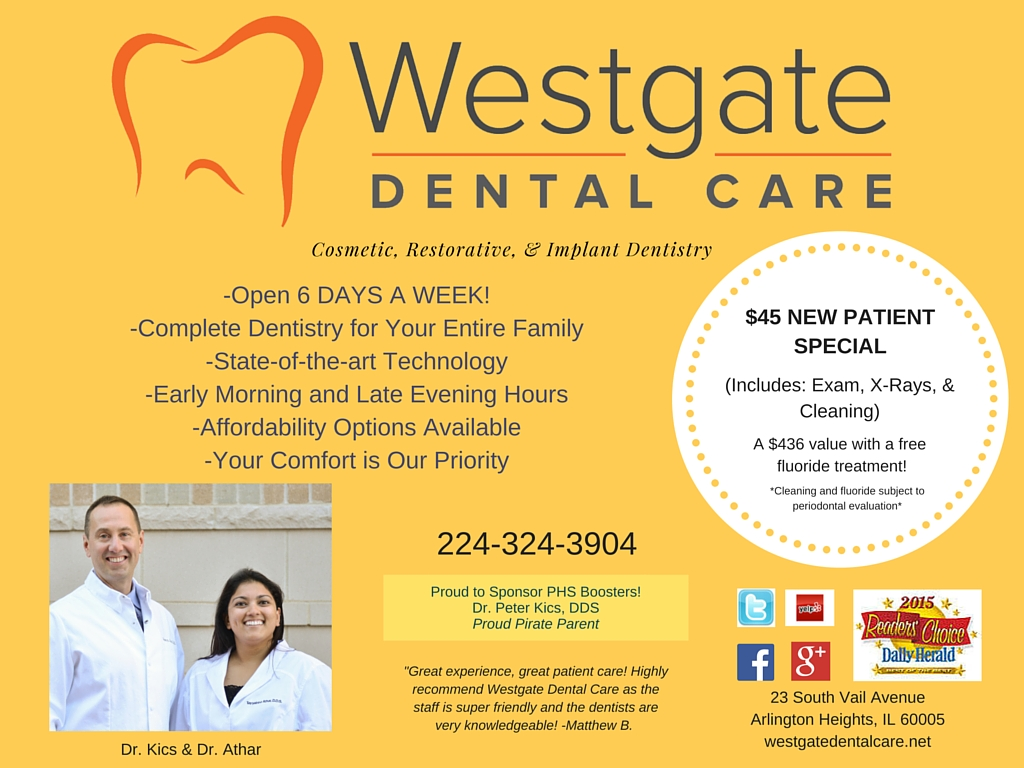 Westgate Dental 02.03.16