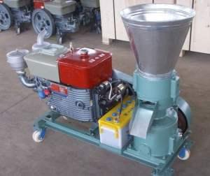 ZLSP200A pellet mill (diesel)
