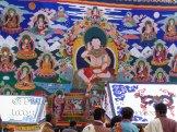 Thongdrol of Drukpa Kuenley at Chimi Lhakhang