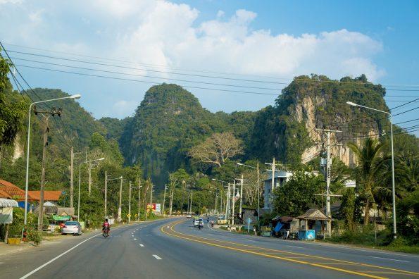 Roads in Phuket
