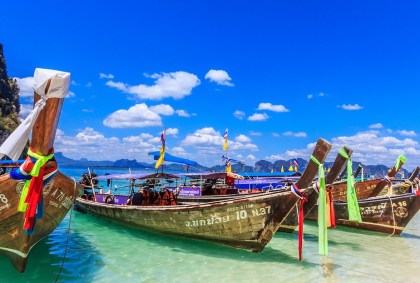individual tour from Phuket to Krabi