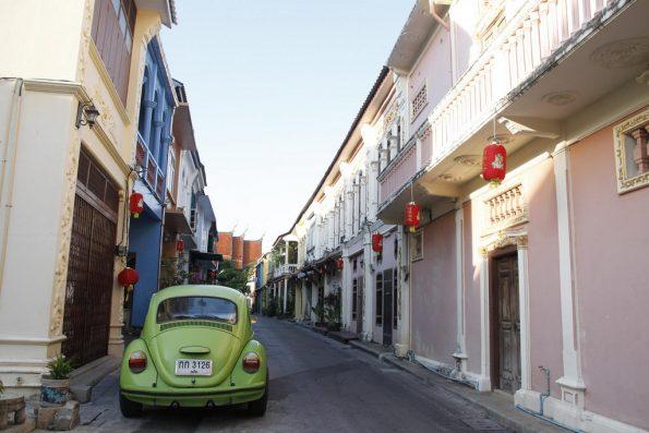 Chinatown in Phuket