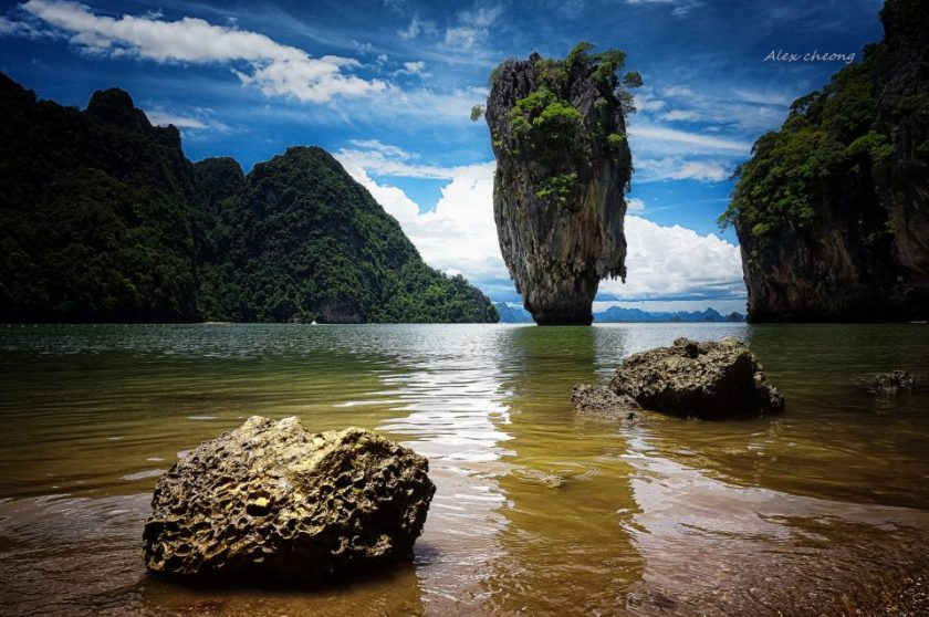famous attraction nearby Phuket beaches