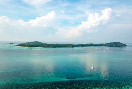 ideale Bedingungen für Canyoning in Thailand