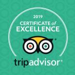 Tripadvisor 2019 award