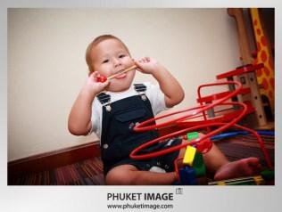 Family photo at JW Marriott Phuket- 0009