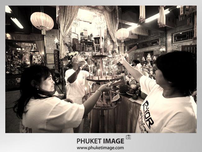 Phuket Vegetarian Festival 2009- 0016