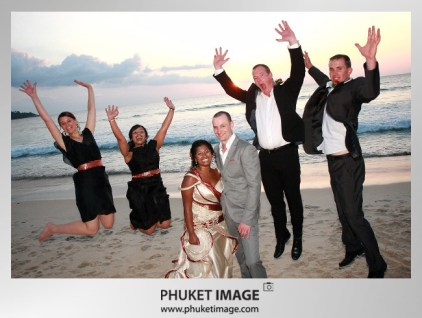 Kata Thani Phuket Wedding -0012
