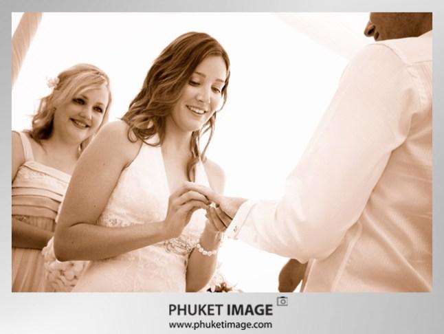 Destination Thailand wedding photographer - Phuket wedding image 015