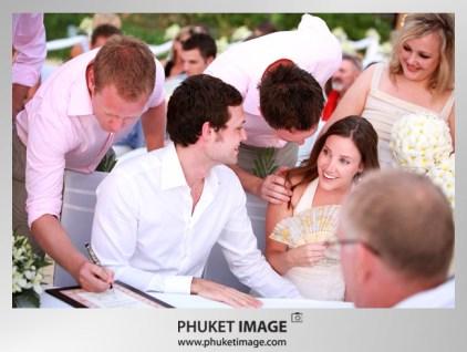 Destination Thailand wedding photographer - Phuket wedding image 017
