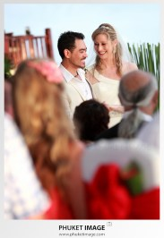 Romantic beach wedding in Koh Samui by Phuket photographer