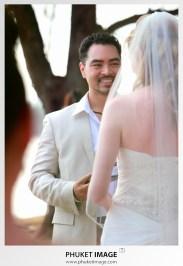Actual day wedding photographer at Samui Island