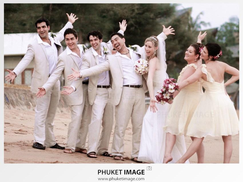 Krabi wedding cinematographer by Phuket Image Wedding Photography.
