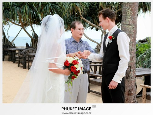 wedding photographer in Krabi and videographer
