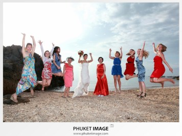 marriage photographer in Phi Phi island