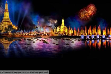 ประวัติความเป็นมาของวันลอยกระทงของไทย