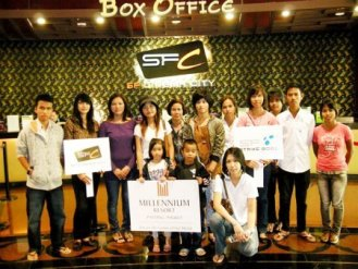ML Resort Patong & SFX teamed up for kids