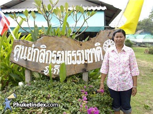 Director of Phuket Centre for Agri-nature, Paijit Jitwongsa