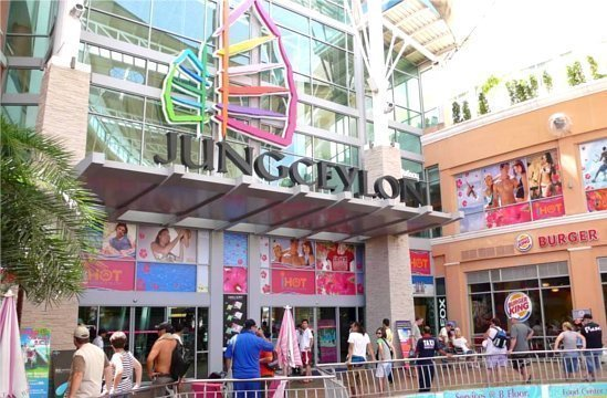 Jungceylon Phuket department store