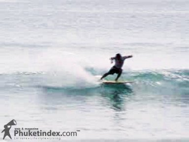 Video: Two locals and one Indonesian won Quiksilver Thailand Surf Competition at Kata