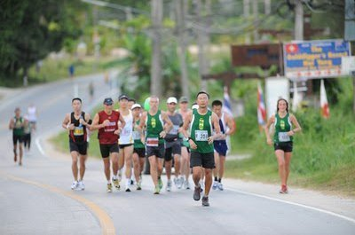 Laguna Phuket Marathon Close to 4,000 signups with one month to go