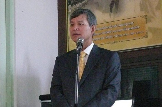 Mr. Chung Hae-Moon, Korean Ambassador for Thailand
