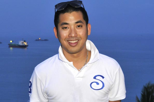 Vorasit Issara, Managing Director of Sri panwa, Phuket