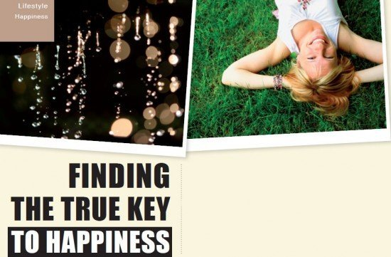 Finding the True Key to Happiness