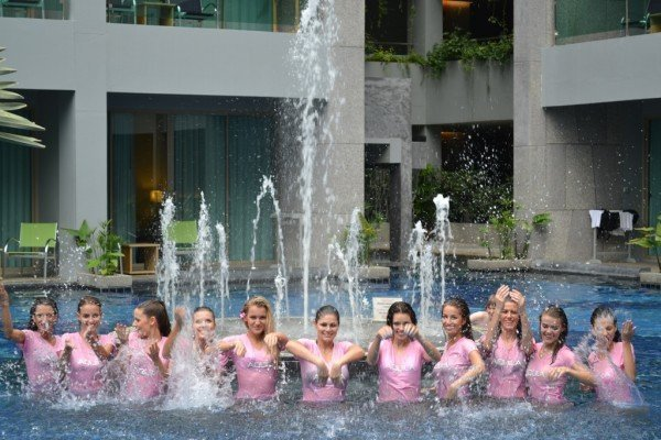 Kee Resort & Spa Patong plays host to Miss Czech 2012 entrants