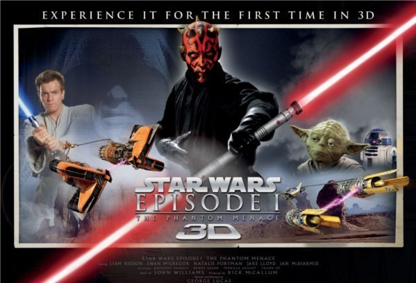 Star Wars: Episode I The Phantom Menace