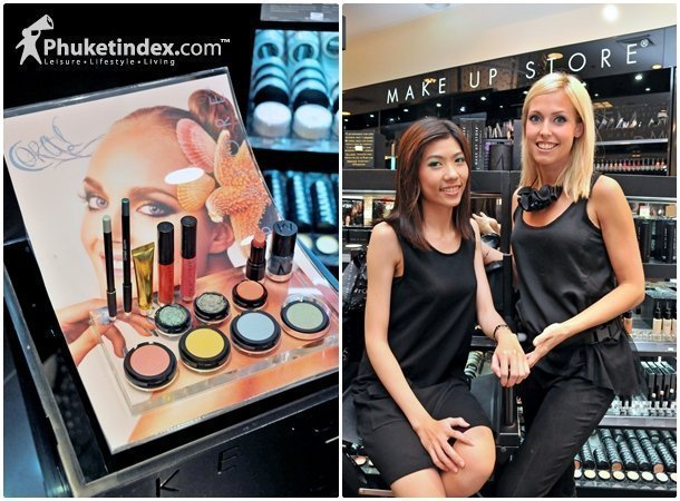 Make Up Store Workshop @ Central Festival Phuket