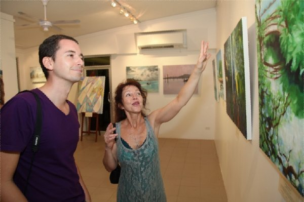 Phuket's VR Gallery launch Oceans Apart exhibit