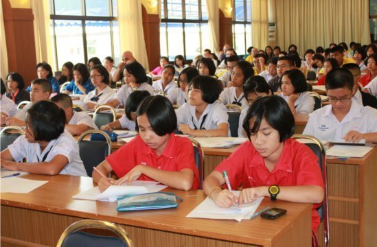 Phuket opens project to promote English courses