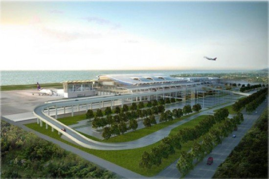 Phuket Airport expansion finally starts